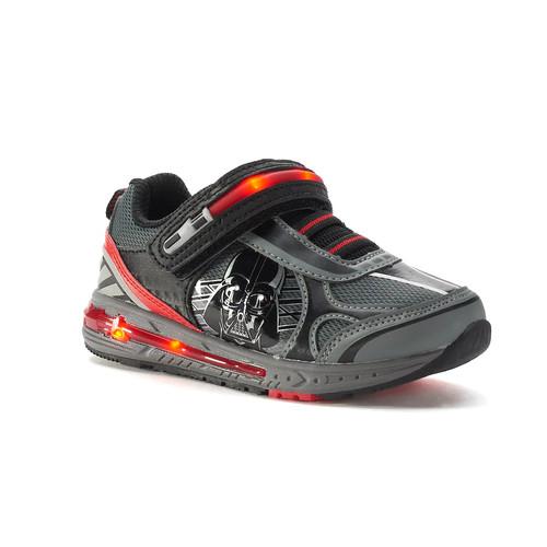 Star Wars Darth Vader Toddler Boys' Light-Up Shoes