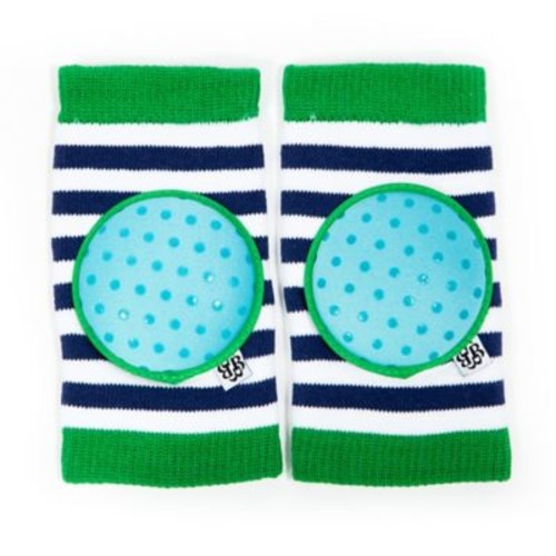 Bella Tunno Happy Knees Hopscotch Kneepads in Blue/Green