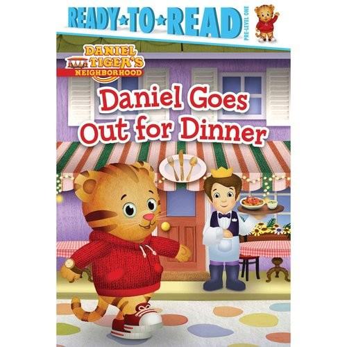 Daniel Tiger's Neighborhood: Daniel Goes Out for Dinner (Paperback)