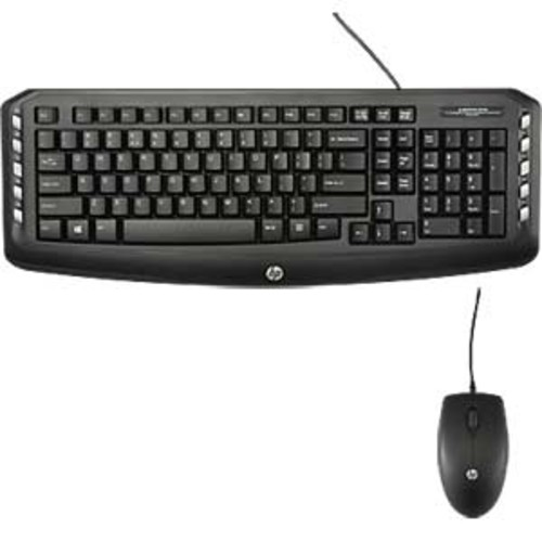 HP C2600 Keyboard & Mse Spill Resistant Design