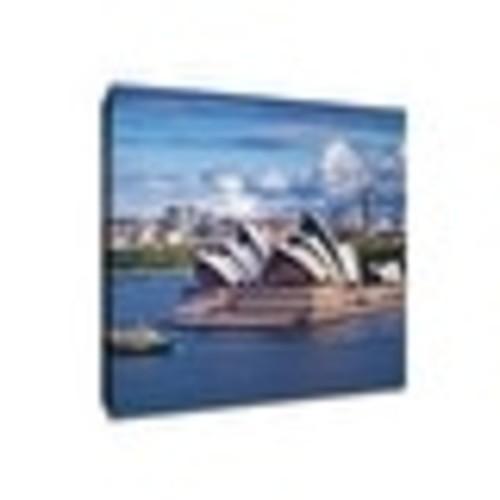 Sydney Opera House - Australia - Global Landmarks - 20x20 Canvas