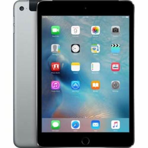 Apple iPad Mini 4 - WiFi + Cellular - 128GB - Space Gray