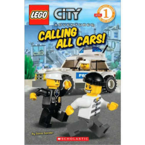Calling All Cars! (Lego City Adventures Reader Series)