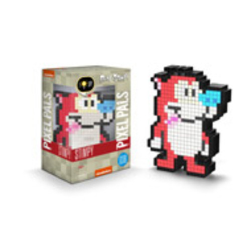 Pixel Pals - Ren and Stimpy - Stimpy