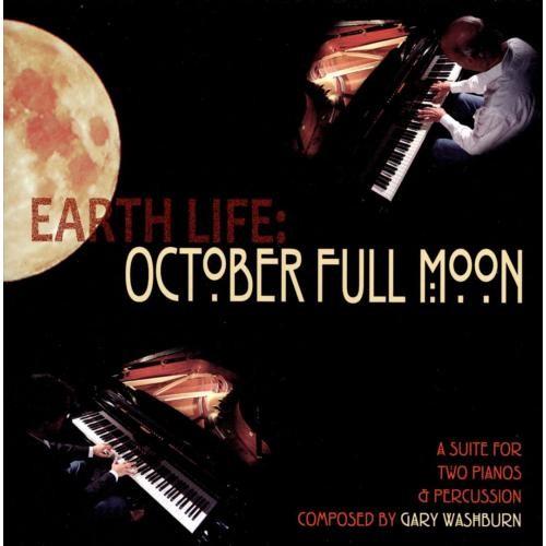 Earth Life: October Full Moon [CD]