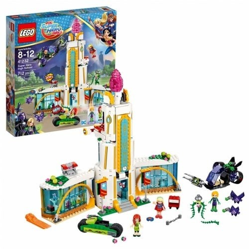 LEGO(R) DC Super Hero Girls(TM) Super Hero High School (41232)