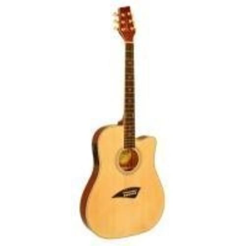 Kona K2 Series Thin Body Electric Acoustic Guitar