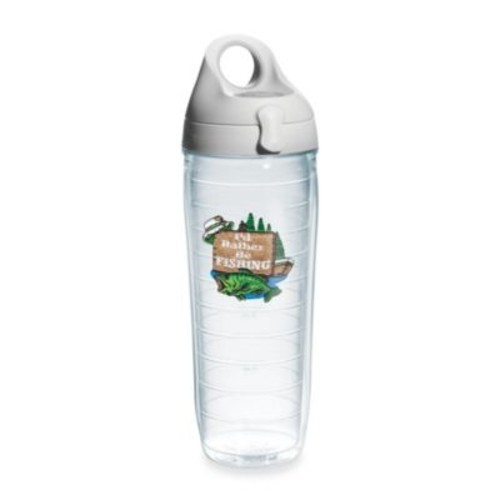 Tervis I'd Rather Be Fishing 24-Ounce Water Bottle