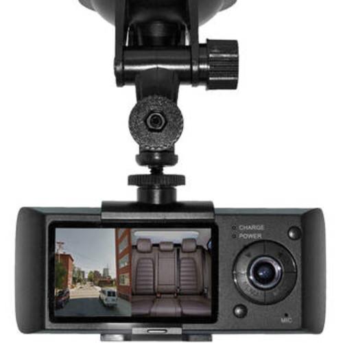 Dual View Car Camera System