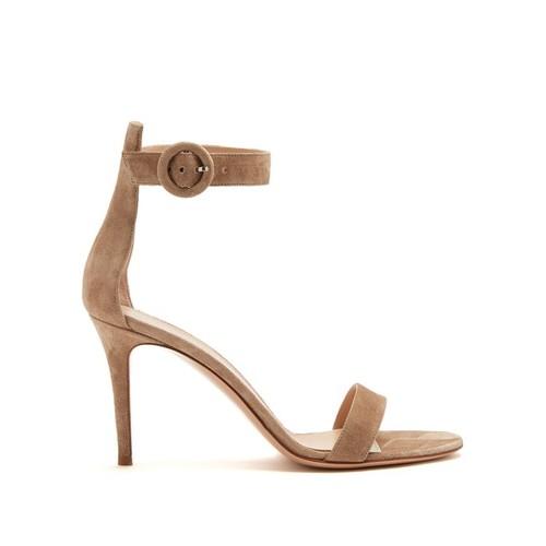 Portofino 85 suede sandals