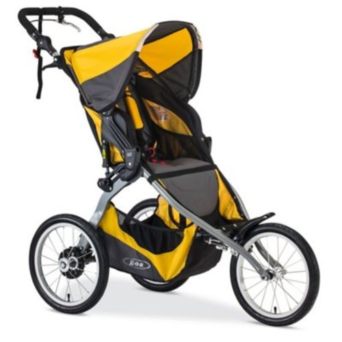 BOB IRONMAN Jogging Stroller in Yellow