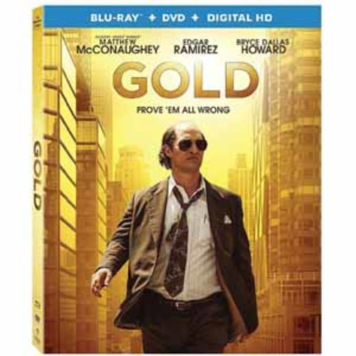 Gold [Blu-Ray] [DVD] [Digital HD]