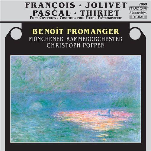 Flute Concertos [CD]