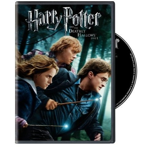 Harry Potter And The Deathly Hallows: Part 1 DVD