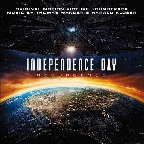 Independence Day: Resurgence [Original Motion Picture Soundtrack] [LP] - VINYL