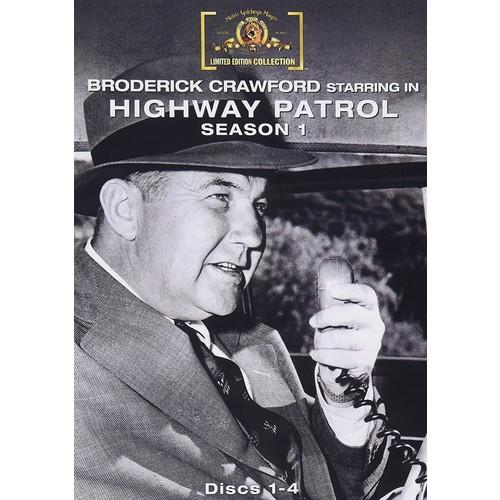 HIGHWAY PATROL Season 1: MGM: Movies & TV