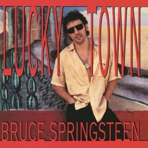 Bruce springsteen - Lucky town (CD)