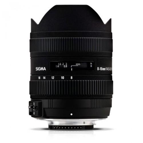 Sigma 8-16mm f/4.5-5.6 DC HSM Lens for Pentax SLR