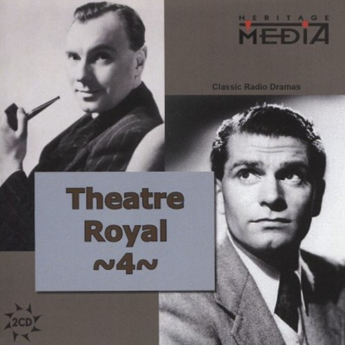 Theater Royal: French Classic Dramas, Vol. 4 [CD]
