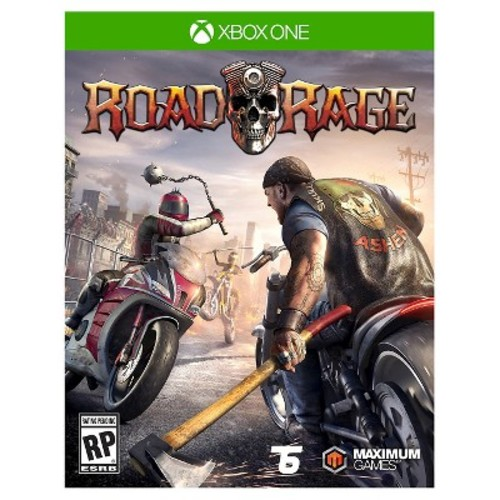 Road Rage - Xbox One [Disc, Xbox One]