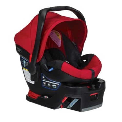 BRITAX B-Safe 35 XE Infant Car Seat in Red