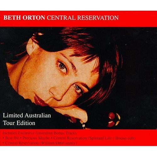Central Reservation [Australia Bonus Tracks] [CD]