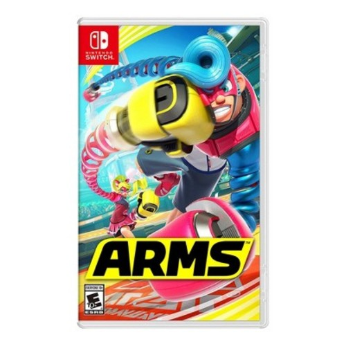 Nintendo ARMS Switch - Email Delivery