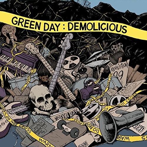 Demolicious [CD]