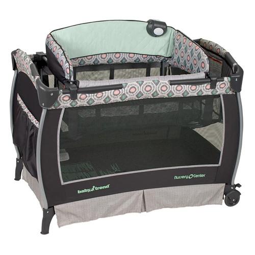 Baby Trend Deluxe Nursery Center Playard