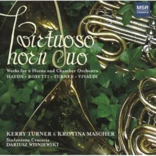 Virtuoso Horn Duo [CD]