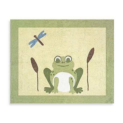 Sweet Jojo Designs Leap Frog Floor Rug