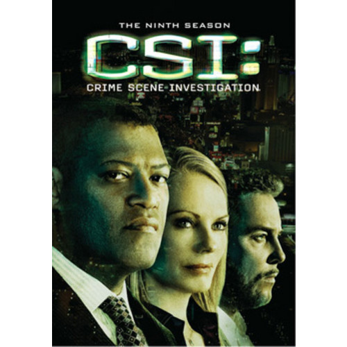 CSI: Crime Scene Investigation - Ninth Season (DVD)