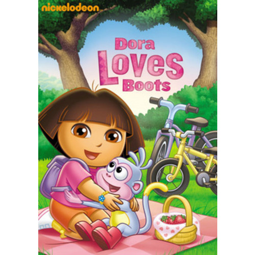 Dora the Explorer: Dora Loves Boots [DVD]