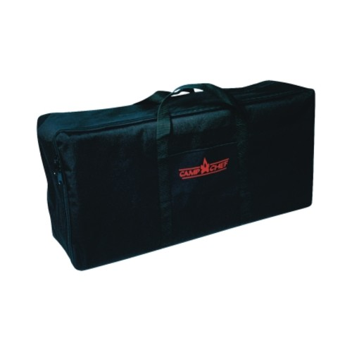 Camp Chef Black Carry Bag 9 in. H x 34.5 in. W x 16 in. D For Camp Chef 2 Burner Stoves(033246201085