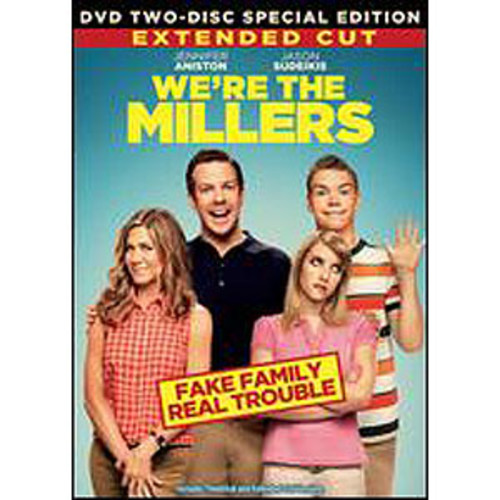 We're The Millers (DVD + UltraViolet) (Walmart Exclusive) (With INSTAWATCH) (Widescreen)
