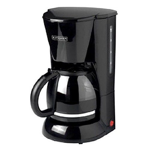 Select Brands Kitchen Selectives CM544 5-Cup Drip Coffeemaker, Black