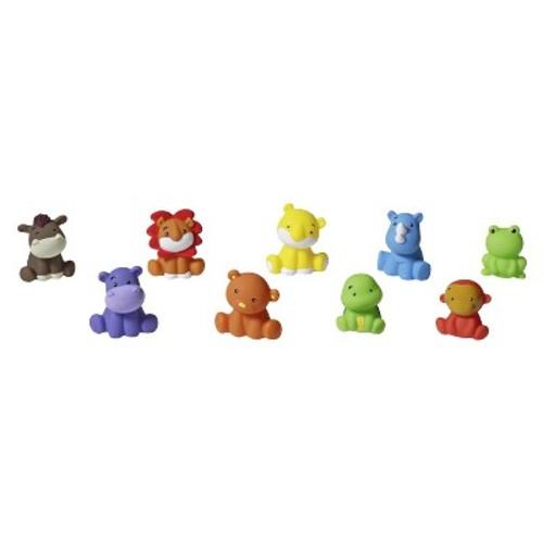 Infantino Tub o' Toys - Animals - 9pc