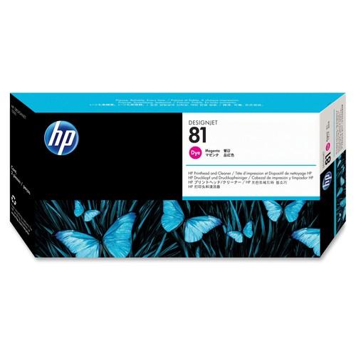HP 81 Original Printhead - Single Pack, 1 Pack (Quantity)