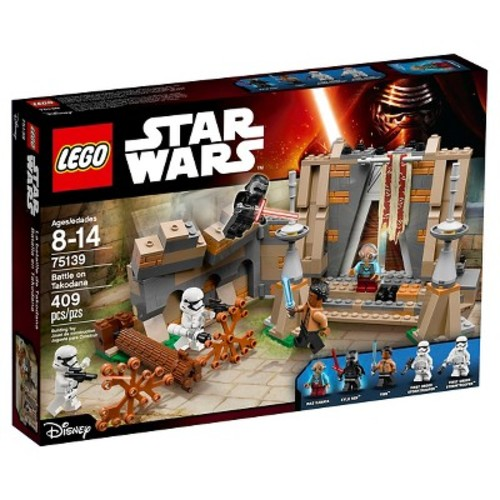 LEGO Star Wars Battle on Takodana