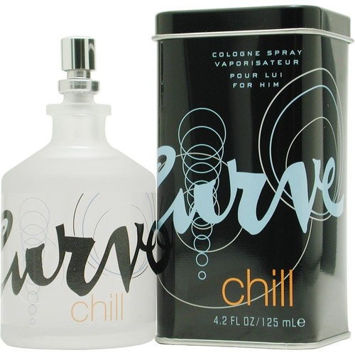 Curve Chill by Liz Claiborne for Men - 4.2 Ounce Cologne Spray [4.2 Ounce Cologne Spray]