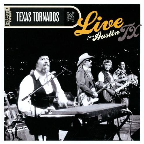 Live from Austin TX [CD & DVD]