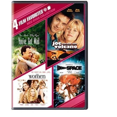Meg Ryan Collection: 4 Film Favorites [4 Discs] [DVD]