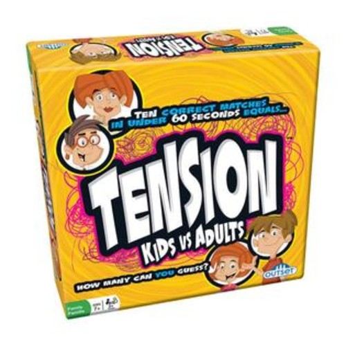 Outset Media Tension Kids vs Adults Game