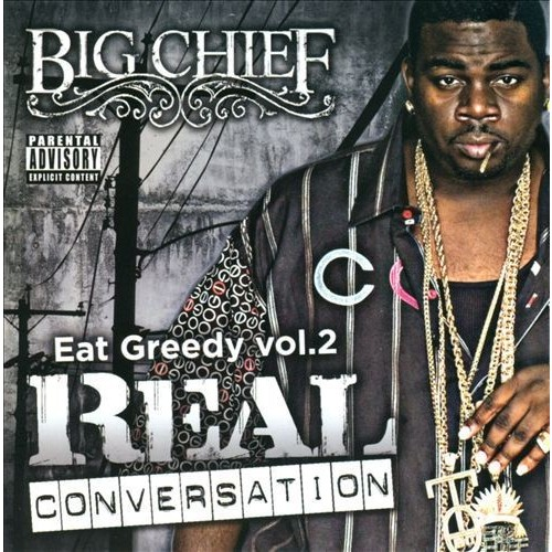 Eat Greedy, Vol. 2: Real Conversation [CD] [PA]
