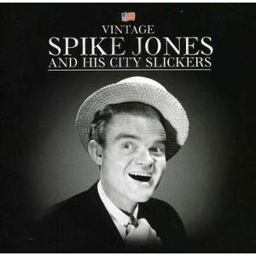 Spike Jone...
