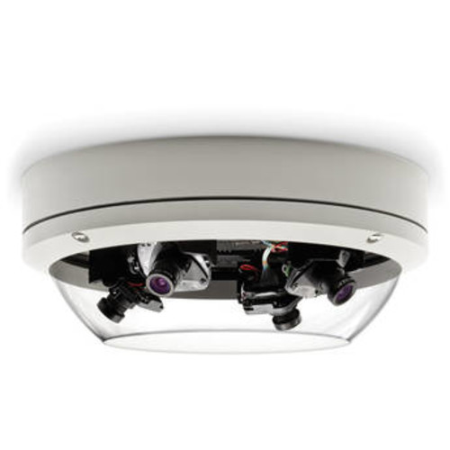 SurroundVideo Omni Series 12MP Outdoor Omni-Directional Dome Camera with 4 Sensors