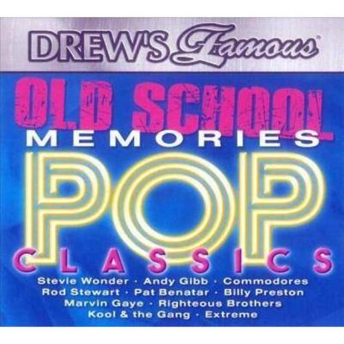 Various - Drew's Famous:Old School Memories Pop (CD)