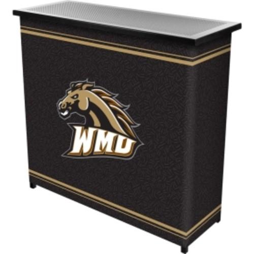 Trademark Games Western Michigan Broncos Portable Bar