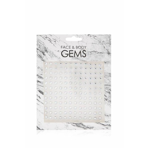 Face and Body Stick-On Gems