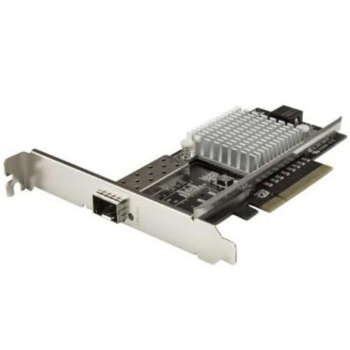 StarTech.com PEX10000SFPI Black 1-Port 10 Gbps Open SFP+ Network Card